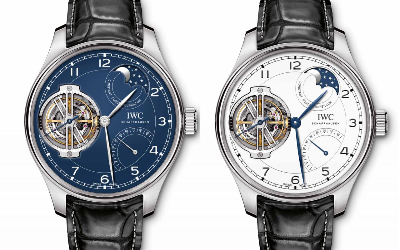 """Portugieser Constant-Force Tourbillon Edition """"150 Years"""""""