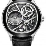 Front of Piaget EmperadorCoussin XP 700P limited edition watch