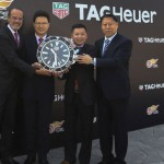TAG Heuer co-operation with CSL 02