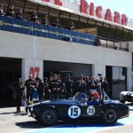 Baume & Mercier celebrates the Cobra race cars