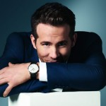Ryan Reynolds become the male ambassador of Piaget 02